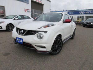 2014 Nissan Juke NIZMO-NAVI,REAR CAM,AWD,ONE OWNER, $15250