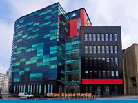 Co-Working * The Quays - Salford - M50 * Shared Offices WorkSpace - Manchester