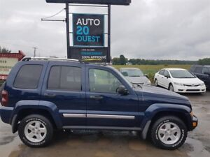 Jeep Liberty 4dr Limited DIESEL  2006
