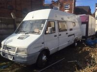 1993 IVECO DAILY 2.5D CAMPERVAN/MOTORHOME FULL 12 MONTHS MOT READ DESCRIPTION PX WELCOME