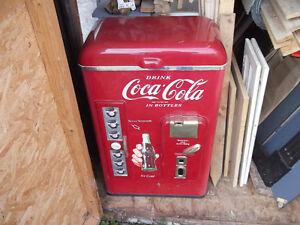 Coca Cola Cooler (Need Ice)