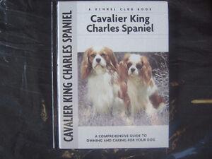 cavalier king charles spaniel guide book