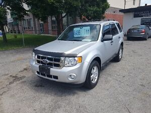 """""""LOW MILEAGE"""" 2011 Ford Escape XLT """"NO ACCIDENT HISTORY"""""""