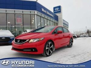 2014 Honda Civic Sedan SI  SI-Navigation-Bluetooth-Manual Transm