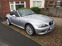 2001 BMW Z3 E36 1.9 PETROL ROADSTER ICONIC CLASSIC!! Excellent Example