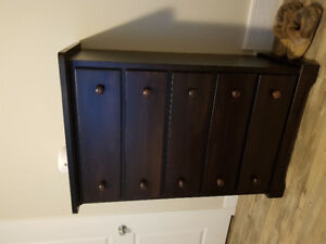 5 drawers chest