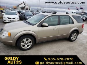 2006 Ford Freestyle Two Sets for Tires (Winter & Summer) | Alloy