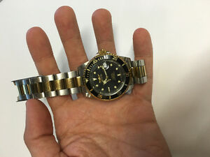 Men's Invicta Watch Automatic Waterproof