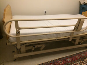 Full Electric Hospital Bed for Home London Ontario image 5