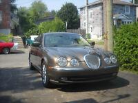 2001 Jaguar S-TYPE 4.0 Berline