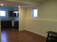 This 1 bedroom LEGAL BASEMENT SUITE with female job