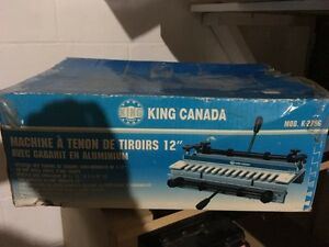 12'' dovetail jig NEW in box