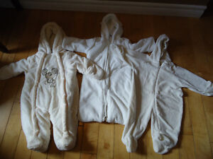 3 Winter Suits