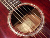 Taylor Mahogany GS-LTD Acoustic Electric NEED MONEY FOR SCHOOL