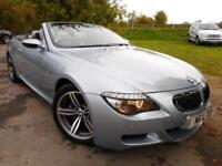 2008 BMW M6 M6 2dr SMG 2 door Convertible