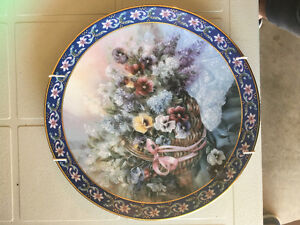WL George collectible plate London Ontario image 2