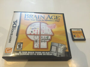 Brain Age for Nintendo DS