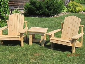 Have A Chair  adirondack chairs - Benches