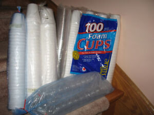 Styrofoam Cups For Sale!