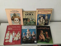 Lot of 26 Doll Collector Reference Books