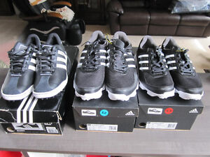adidas Golf Shoes, Men's size 8 1/2 and 2 size 12, BNIB