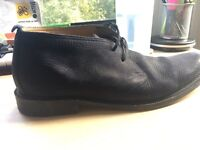 Men's Indianola Navy boot - Made in Italy