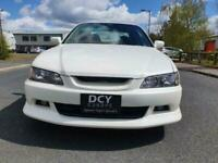 2000 Honda Accord Euro R CL1 Coupe Petrol Manual