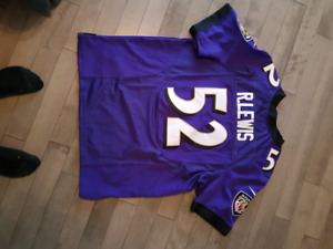 Ray Lewis Nike jersey