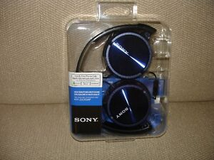Sony Stereo Heaphones - Brand New