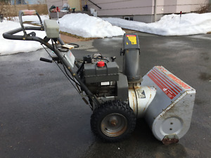 "older model Craftsman ll 27"" snowblower"