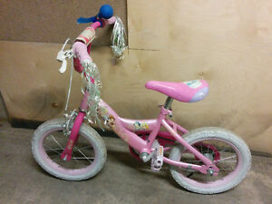 Disney Princess Kid's Bike