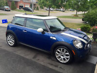 2008 Mini Cooper S, BMW maintained, Complete Service history