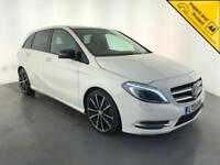 2013 MERCEDES B180 BLUE-CY SPORT CDI AUTO 1 OWNER SERVICE HISTORY FINANCE PX