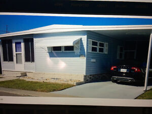 Largo Florida Mobile Home Rental