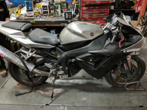 2002 Yamaha YZF-R1  $1299  RPM Cycle