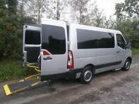 2013 Renault Master MASTER SL30 DCI AUTOMATIC WHEELCHAIR ACCESSIBLE VEHICLE 5...