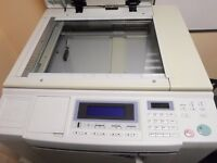 Risograph FR3950 EP Digital Duplicator and Accessories - For Sale / Pickup Only