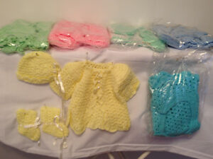 Handmade things for BABY!