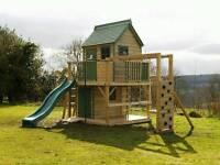 Kids climbing frames uk