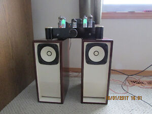 Home Stereo Tube Amplifier