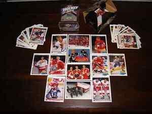 1990-91 Upper Deck Hockey High Series Boxed Set