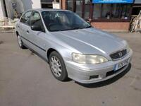 1999 Honda Accord 1.8i VTEC SE / PETROL / MANUAL / SUNROOF / SILVER