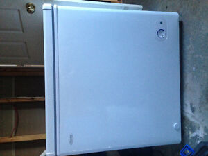 **SOLD** 5.5 cubic feet chest freezer