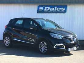 2015 Renault Captur 1.5 dCi 90 Dynamique MediaNav Energy 5dr 5 door Hatchback