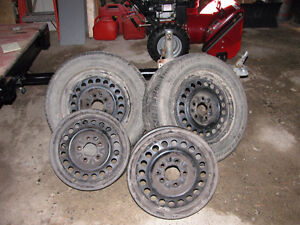 Four 15 in wheels for sale