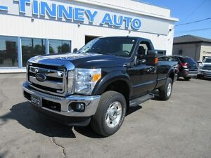 2012 Ford F-250 SD XLT 4WD Peterborough Peterborough Area image 3