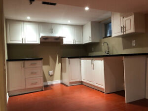 NEWLY RENOVATED 3 BEDROOM BASEMENT @McCowan & Kingston Road!!