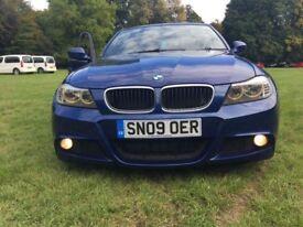 2009 BMW 320d m sport