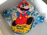 Gâteaux d'anniversaire personnalisés! 450-657-0556 (Rive-Nord)