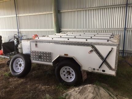 Off road camper trailer Armidale 2350 Armidale City Preview